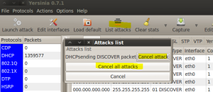 DDOS DHCP 6